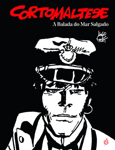 Corto Maltese. A Balada do Mar Salgado Capa