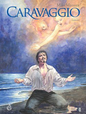 Caravaggio 2 - O indulto. Milo Manara. Capa