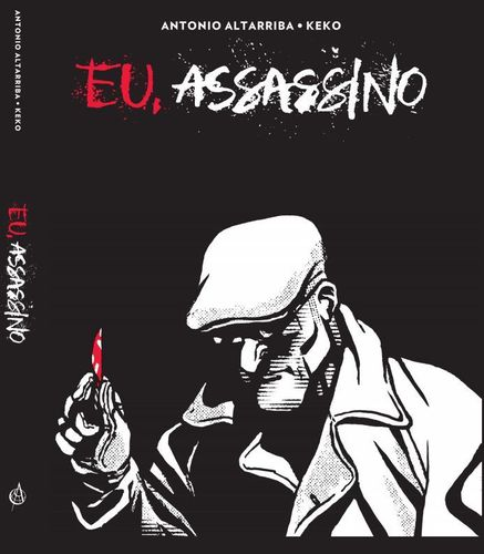 Eu Assassino Capa