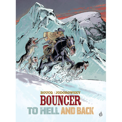 Bouncer To Hell and back Capa_quad