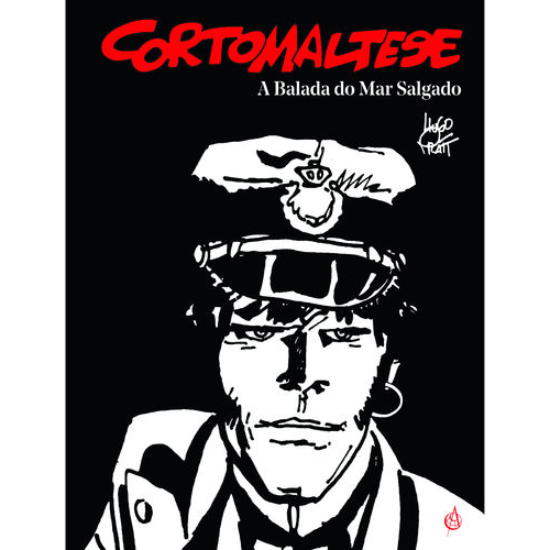Corto Maltese. A Balada do Mar Salgado Capa_quad