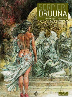 Druuna 3 Capa