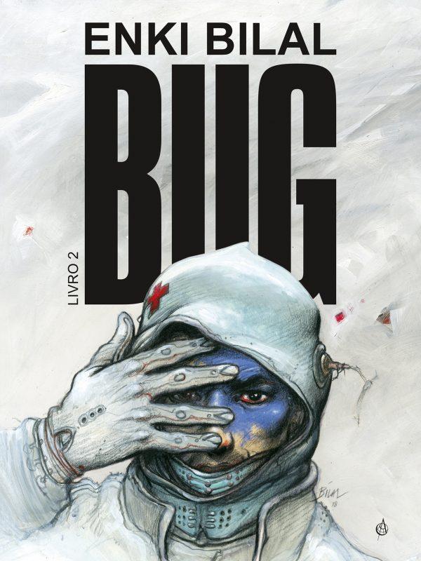 Bug2 - Arte de Autor - Capa