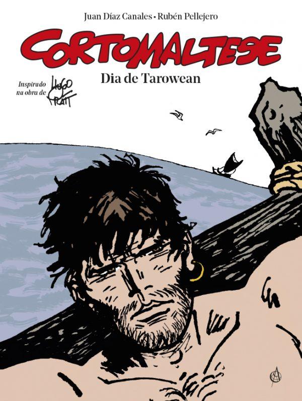 Dia de Tarowean - Corto Maltese - Arte de Autor - Capa