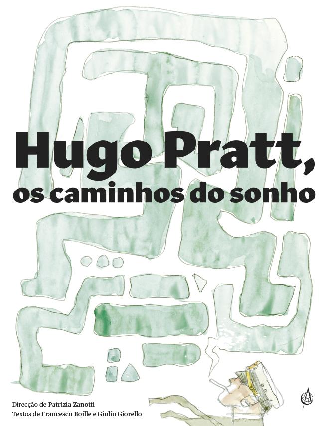 Hugo Pratt - Arte de Autor - Capa