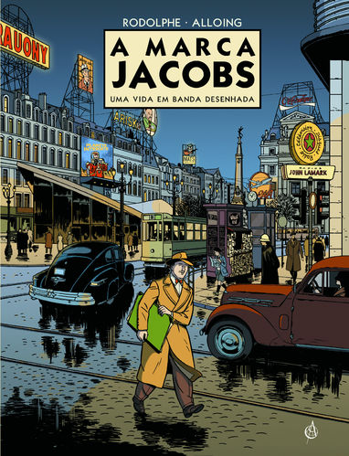 A Marca Jacobs - Capa